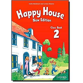 OXFORD HAPPY HOUSE 2 NEW SB+WB