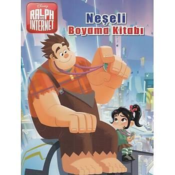 Disney Ralph ve Ýnternet Neþeli Boyama Kitabý