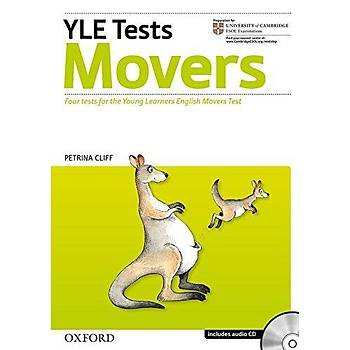OXFORD YLE:MOVERS SB +CD  (NEW)
