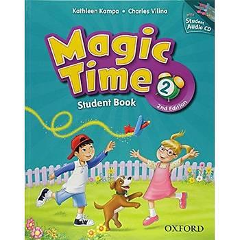 OXFORD MAGIC TIME 2 SB + CD (2ED) +WB