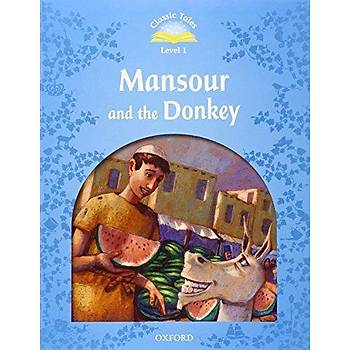 OXFORD C.T 1:MANSOUR AND DONKEY  2ED +MP3