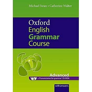 OXFORD ENGLISH GRAMMAR ADVAN SB +CD-ROM(K)