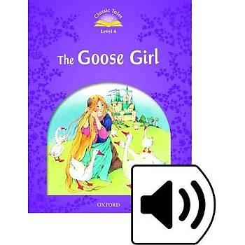 OXFORD C.T 4:GOOSE GIRL  2ED  +MP3