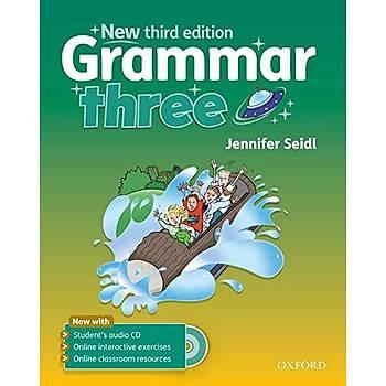 OXFORD GRAMMAR THREE SB +CD  (3ED)