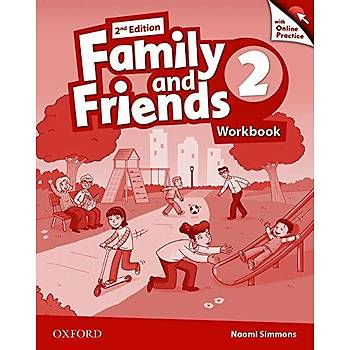 OXFORD FAMILY AND FRIENDS 2 WB & ONLINE 2ED-2 Kitap