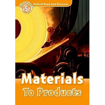 OXFORD ORD 5:MATERIALS TO PRODUCTS +CD