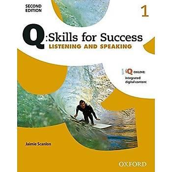 OXFORD Q.SKILLS 1 LIST-SPEAK SB +ONLINE 2ED