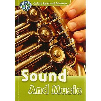 OXFORD ORD 3:SOUND AND MUSIC +CD