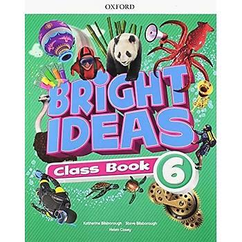 OXFORD BRIGHT IDEAS 6 SB + APP+WB