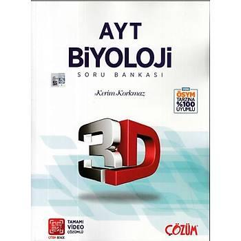 3D AYT Biyoloji Soru Bankasý Yeni