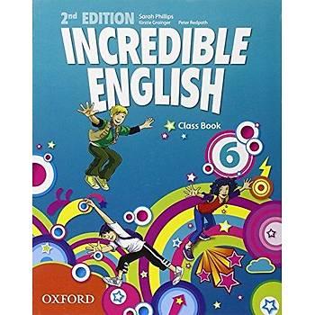 OXFORD INCREDIBLE ENGLISH  6 SB 2ED+WB
