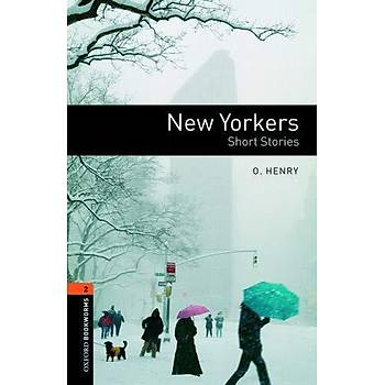 OXFORD OBWL 2:NEW YORKERS  MP3