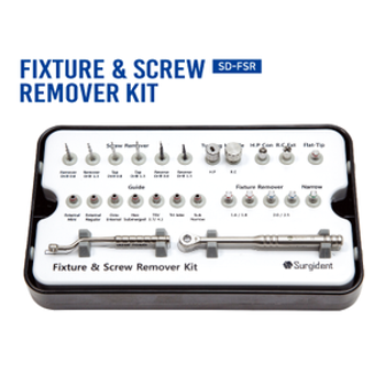 Fixtura & Screw Remover Kit
