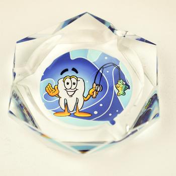 Dental Kül Tabaðý Mavi Balýkçý