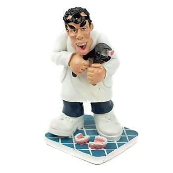 Crazy Dentist - Kerpetenli Doktor Biblo