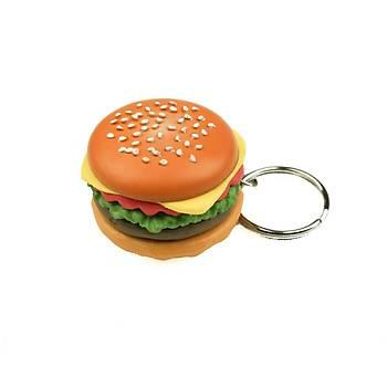 Hamburger Anahtarlýk
