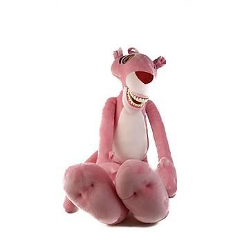 Diþ Fýrçalý Büyük Peluþ Pembe Panter Pedodonti - Pink Panter Dental Puppets