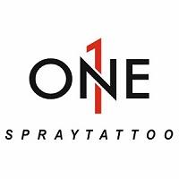 One Spray Tattoo Geçici Dövme Modelleri Airbrush Boyaları