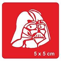 Yýldýz Savaþçýsý Dart Vader Dövme Þablonu Kýna Deseni