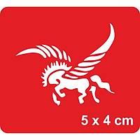 Pegasus Dövme Þablonu Kýna Deseni