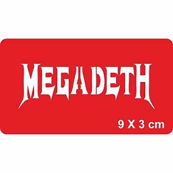 Trash Metal Grubu Dövme Þablonu Kýna Deseni