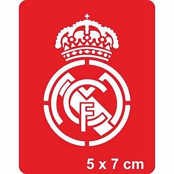 Real Madrid Dövme Þablonu Kýna Deseni