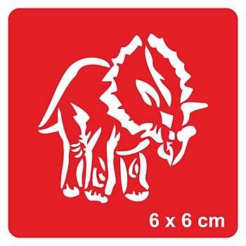 Dinazor Pelorosaurus Dövme Þablonu Kýna Deseni