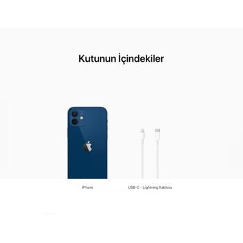 iPhone 12 Mavi 256GB MGJK3TU/A