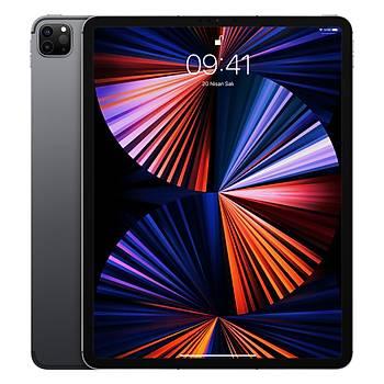 iPad Pro 12.9'' Wi-Fi + Cellular 2TB Uzay Grisi MHRD3TU/A