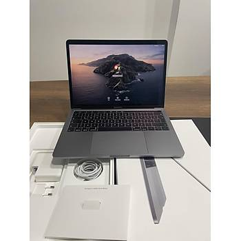 "MacBook Pro 13"" Ý5 1.4GHz 8GB 128GB SSD S.Grey MUHN2TU/A (Garanti Süresi 15 Ay)"