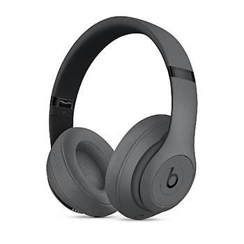 Beats Studio3 Wireless Kulak Üstü Kulaklýk - Koyu Gri