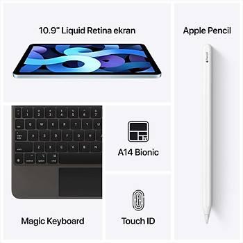iPad Air 10.9'' Wi-Fi 256GB Gümüþ MYFW2TU/A