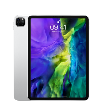 iPad Pro 11'' Wi-Fi + Cellular 1TB Gümüþ MXE92TU/A