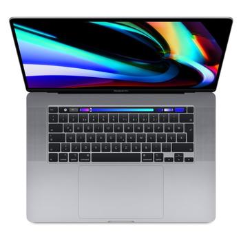 """MacBook Pro 16"""" Touch Bar i7 2.6GHz 16GB 512GB SSD 4GB 5300M S.Grey MVVJ2TU/A"""