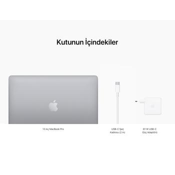 """MacBook Pro 13"""" Touch Bar i5 1.4ghz 8GB 512GB SSD S.Grey MXK52TU/A"""