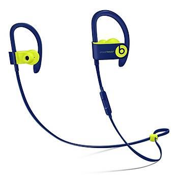 Beats PowerBeats 3 Wireless Kulak Ýçi Kulaklýk - Pop Denim