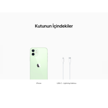 iPhone 12 Yeþil 64GB MGJ93TU/A