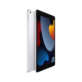 iPad 10.2'' (9.Nesil) Wi-Fi + Cellular 64GB Gümüþ MK493TU/A
