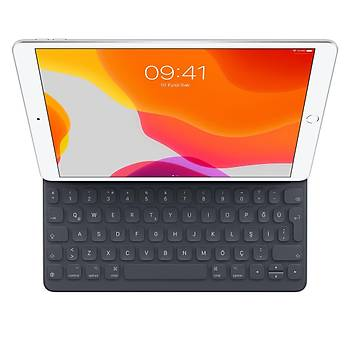Smart Keyboard  iPad 7-8 ve iPad Air 3 - Türkçe Q-Klavye