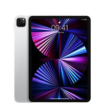 iPad Pro 11'' Wi-Fi + Cellular 256GB Gümüþ MHW83TU/A
