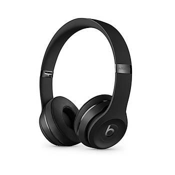Beats Solo3 Wireless Kulak Üstü Kulaklýk - Mat Siyah