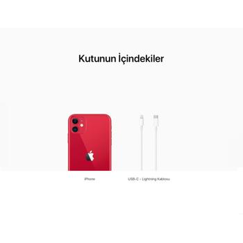 iPhone 11 Kýrmýzý 256GB MHDR3TU/A