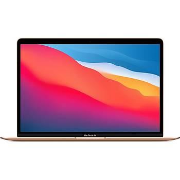 """MacBook Air 13"""" 8-Core CPU 8-Core GPU Apple M1 8GB 512GB SSD Gold MGNE3TU/A"""