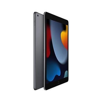 iPad 10.2'' (9.Nesil) Wi-Fi + Cellular 256GB Uzay Grisi MK4E3TU/A