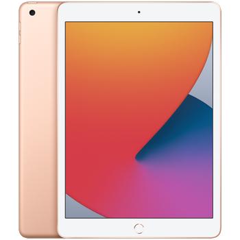 iPad 10.2'' (8.Nesil) Wi-Fi + Cellular 128GB Altýn MYMN2TU/A