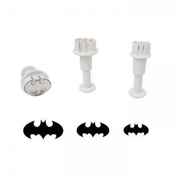 Batman 3 Boy Enjektörlü Kopat