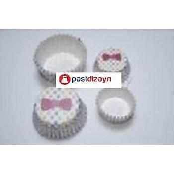 Benekli Papyon Cupcake Kapsul 100 Ad