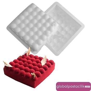 Baloncuk 3D Kek Kalýbý