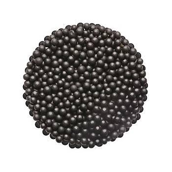Siyah Orta Boncuk Draje Sprinkles 45gr