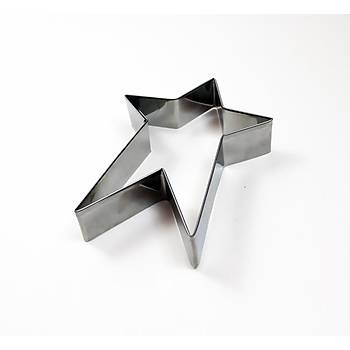 Kuyruklu Yýldýz Modeli Kurabiye Kalýbý